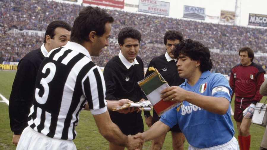 """Antonio Cabrini: """"Si Maradona hubiera jugado en la Juve todavía estaría vivo"""""""