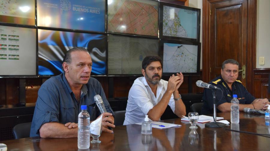 Resultado de imagen de CARLOS BIANCO JUNTO A SERGIO BERNI