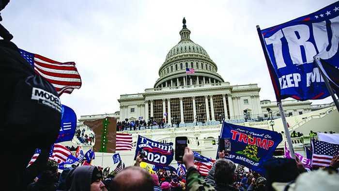 La Internacional Socialista deplora el asalto a la democracia en EE.UU.