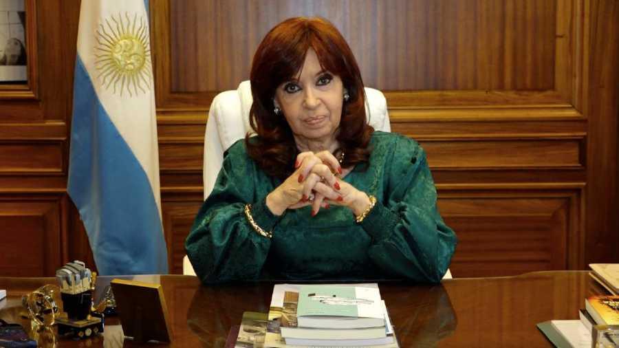 """Cristina Kirchner: """"Las diferencias entre el norte y el sur se observan en el acceso a las vacunas"""""""