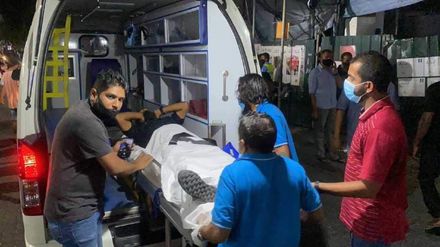 Mohamed Nasheed resulta herido en un atentado con bomba
