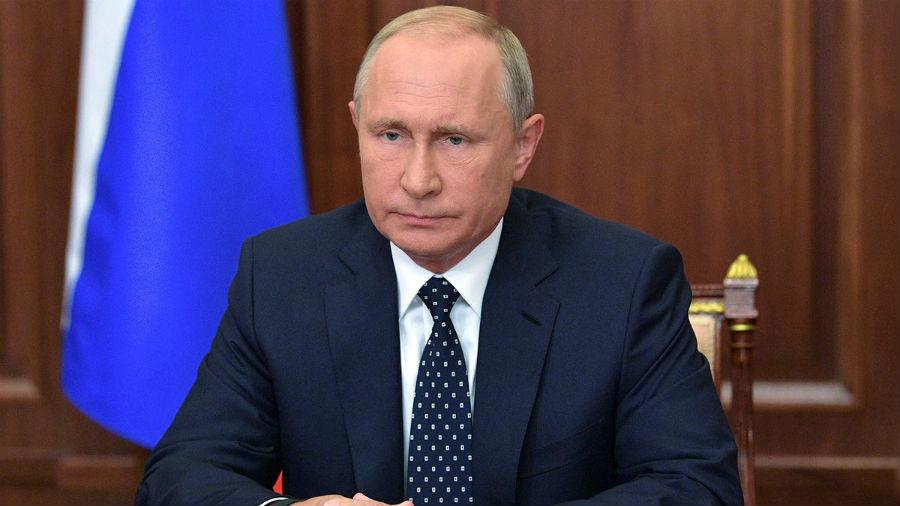 Putin avisa de que Rusia reaccionará por la detención de Víctor Medvedchuk