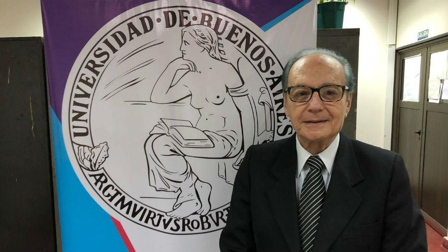 """Emilio Saguir: """"La Ciencia Política empírica le da entidad propia a la disciplina"""""""