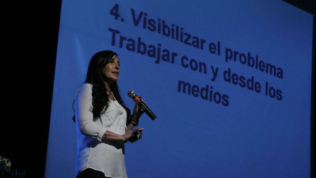 """Virginia García Beaudoux: """"El problema es que seguimos pensando que hay características propias de lo masculino y lo femenino"""""""