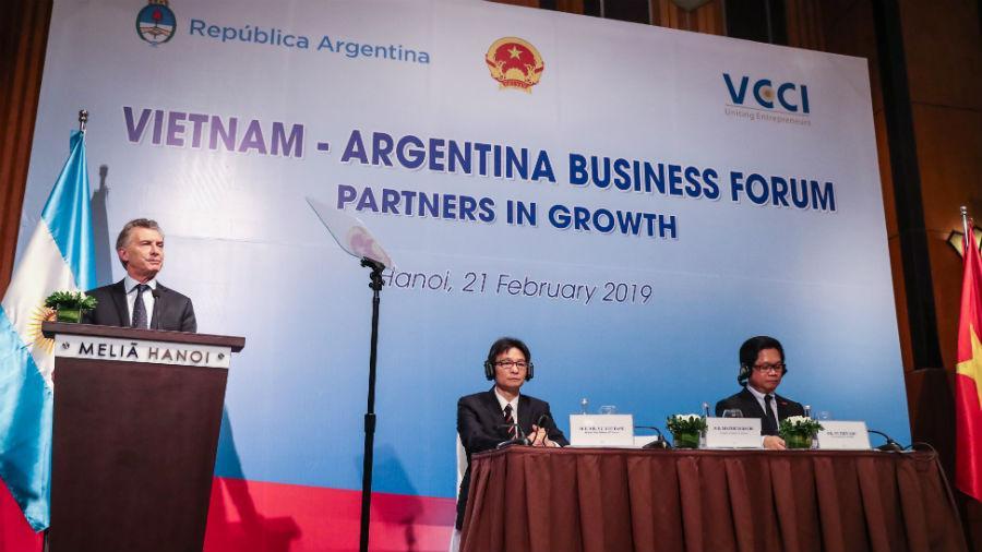 Macri: Asia es la región que más puede ayudarnos a crecer en el comercio y las inversiones