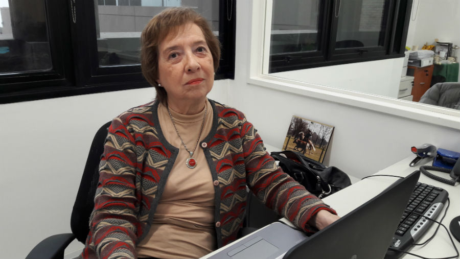 """Ana María Rozzi: """"Los primeros sindicatos tenían en cuenta la actividad artística y cultural"""""""