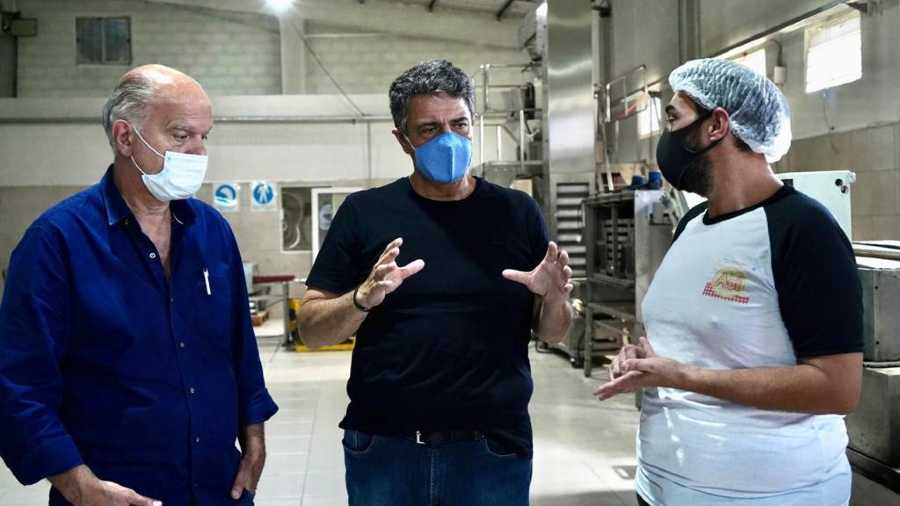 Jorge Macri resiste el desembarco de Santilli en provincia